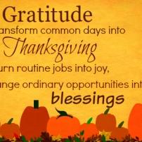 Thanksgiving FB Banner